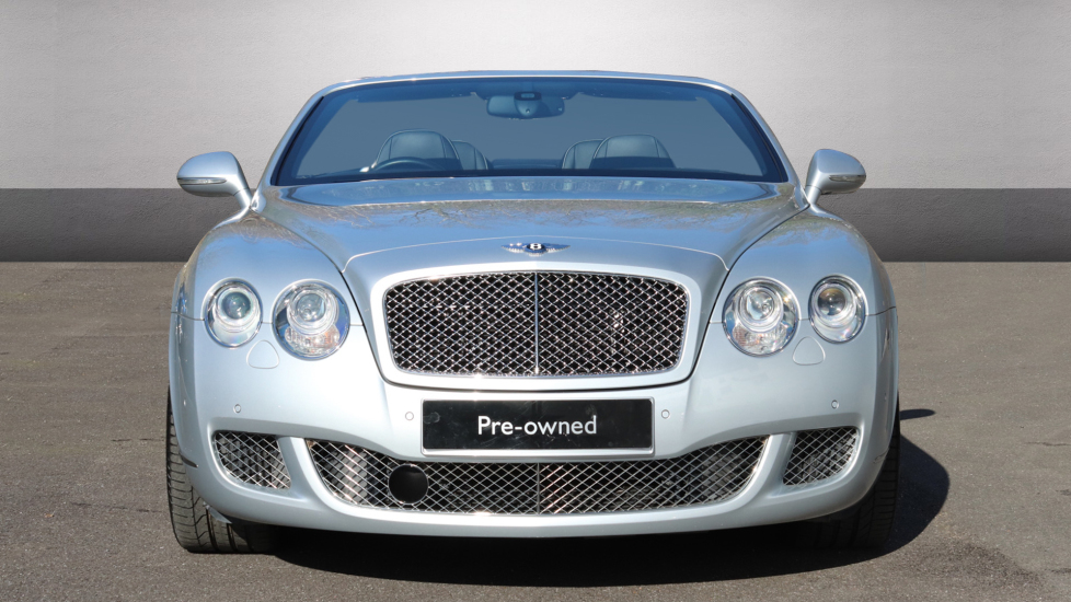 Bentley Continental GTC 6.0 W12 Speed 2dr image 2