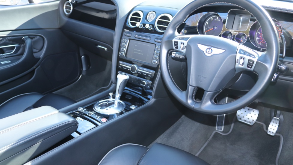 Bentley Continental GTC 6.0 W12 Speed 2dr image 7