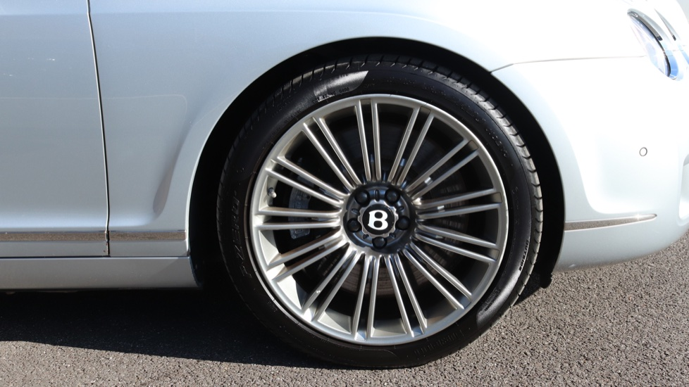 Bentley Continental GTC 6.0 W12 Speed 2dr image 13