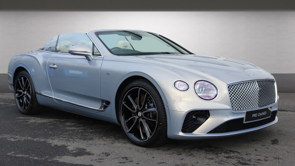 Bentley New Continental GT 4.0 V8 2dr Automatic Convertible (2020)