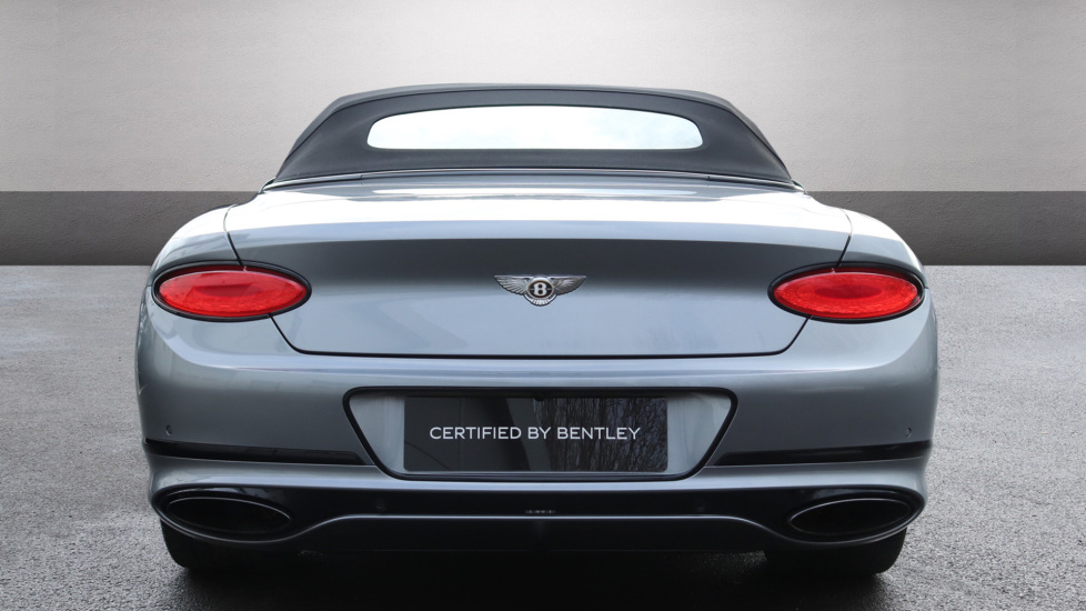 Bentley Continental GTC W12 1st Edition
