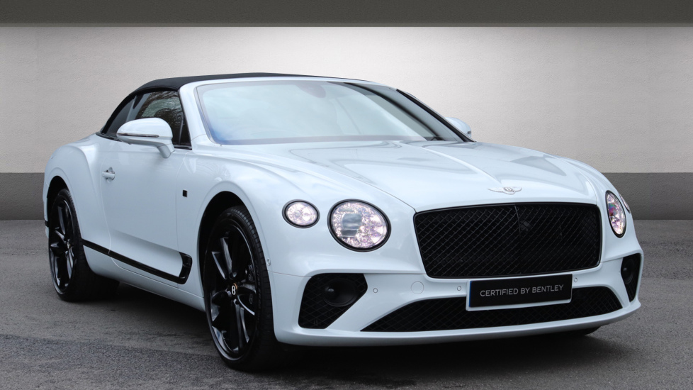 Bentley Continental GTC First Edition 6.0 W12 2dr Automatic Convertible (2019)