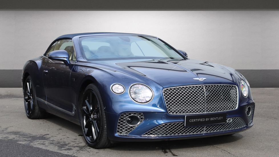 Bentley Continental GTC 6.0 W12 2dr Automatic Convertible (2020)