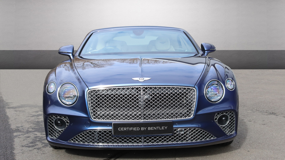 Bentley Continental GTC 6.0 W12 2dr image 2
