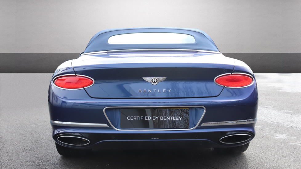 Bentley Continental GTC 6.0 W12 2dr image 4