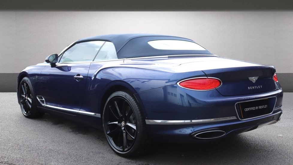 Bentley Continental GTC 6.0 W12 2dr image 5
