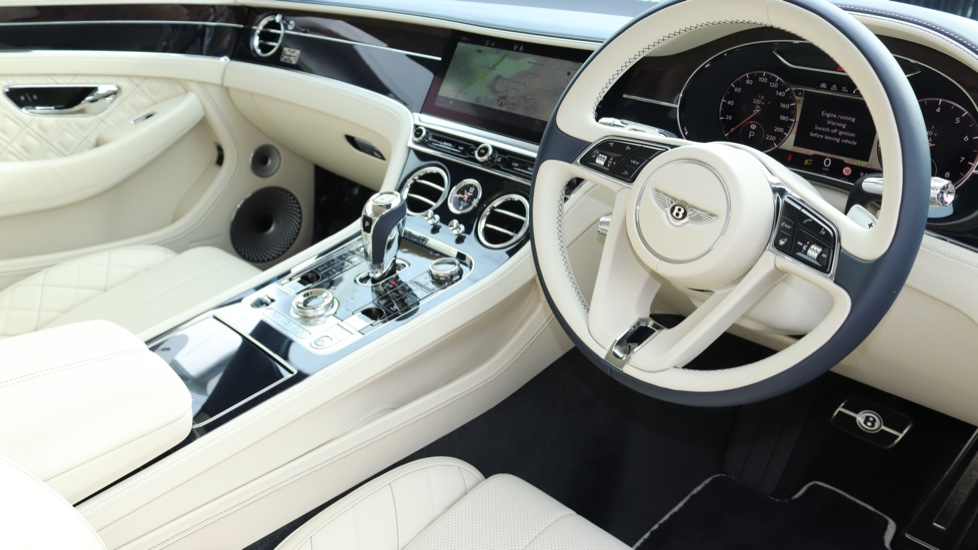 Bentley Continental GTC 6.0 W12 2dr image 7