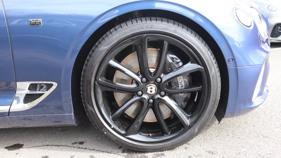 Bentley Continental GTC 6.0 W12 2dr image 13
