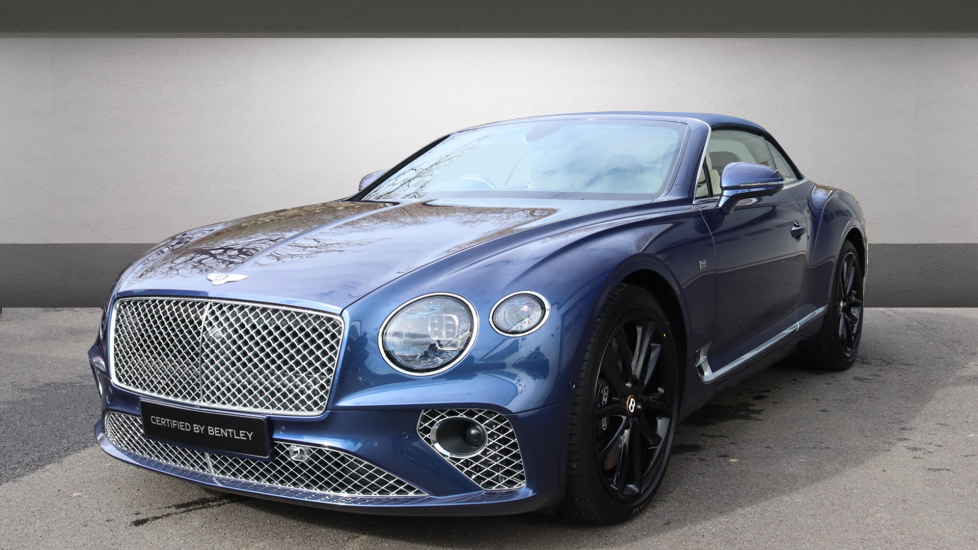 Bentley Continental GTC 6.0 W12 2dr image 16
