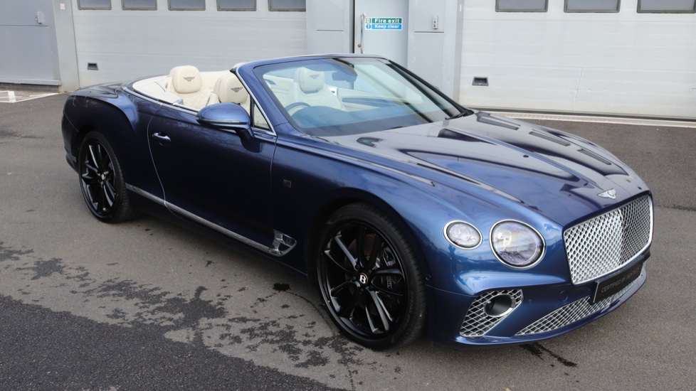 Bentley Continental GTC 6.0 W12 2dr image 27