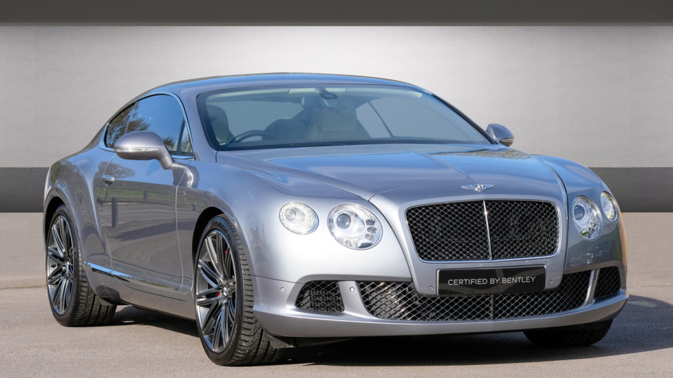 Bentley Continental GT 6.0 W12 Speed 2dr Automatic Coupe (2013)