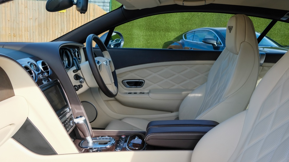Bentley Continental GT 6.0 W12 Speed 2dr image 6