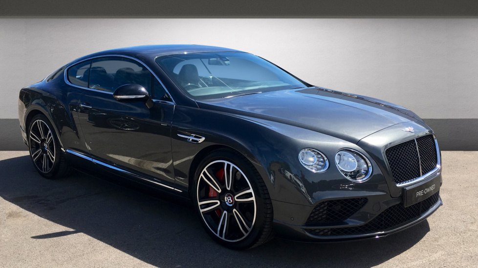 Bentley Continental GT 4.0 V8 S 2dr Automatic 3 door Coupe (2015) image
