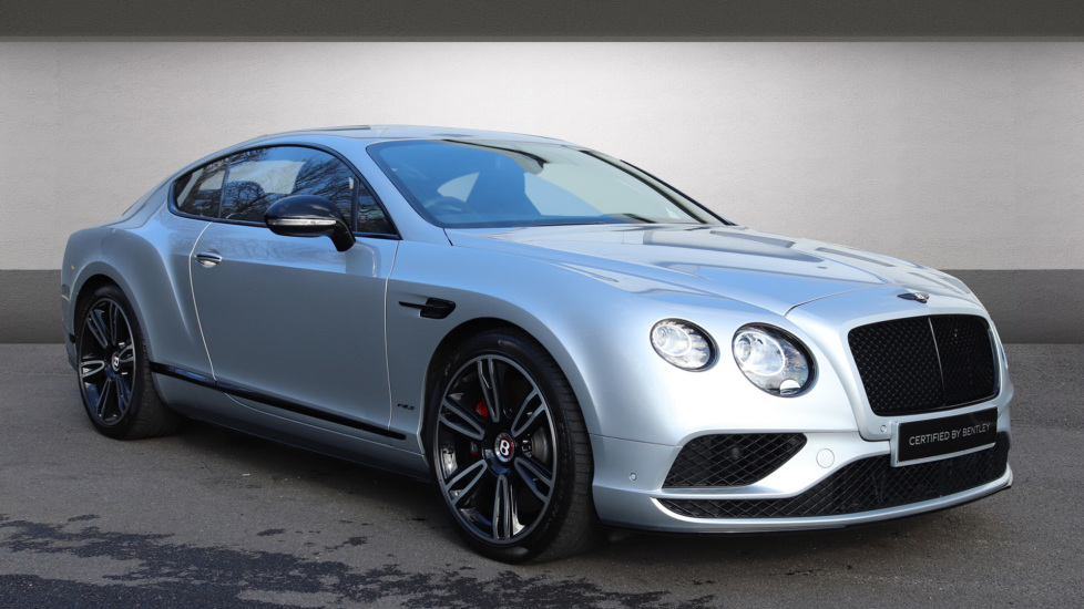 Bentley Continental GT 4.0 V8 S Mulliner Driving Spec - Naim Premium Sound System Automatic 2 door Coupe