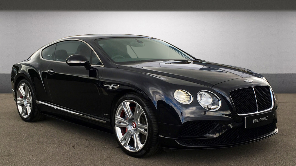 Bentley Continental GT 4.0 V8 S Mulliner Driving Spec 2dr Automatic Coupe (2018) image