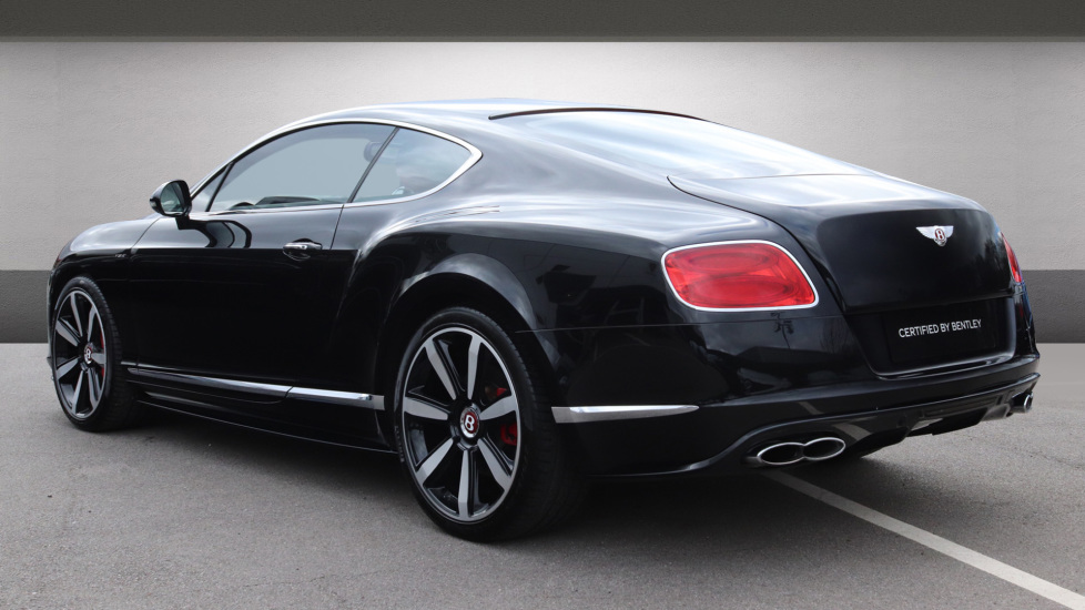Bentley Continental GT 4.0 V8 S 2dr image 5