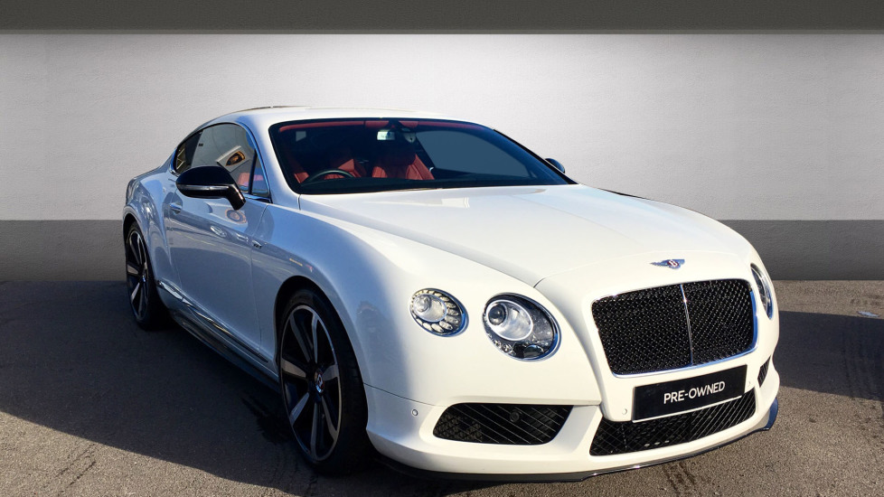 Bentley Continental GT 4.0 V8 S 2dr Automatic Coupe (2014) image