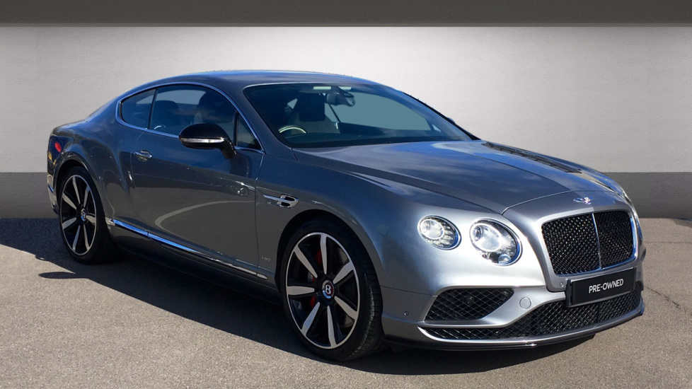 Bentley Continental GT 4.0 V8 S 2dr Automatic Coupe (2015)