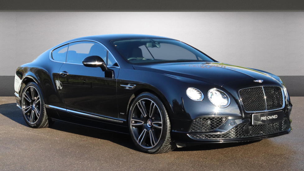 Bentley Continental GT 4.0 V8 S Mulliner Driving Spec 2dr Automatic Coupe (2018)