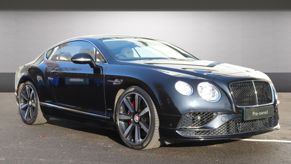 Bentley Continental GT 4.0 V8 S 2dr Auto Automatic Coupe (2016)