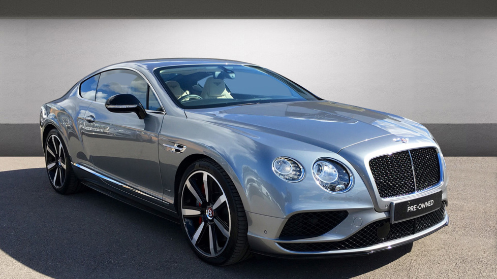 Bentley Continental GT 4.0 V8 S Mulliner Driving Spec 2dr Automatic 3 door Coupe (2016) image