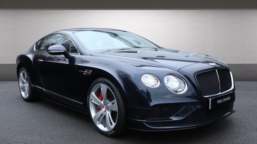 Bentley Continental GT 4.0 V8 S Mulliner Driving Spec 2dr Automatic Coupe (2016)