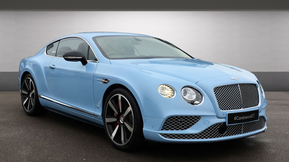 Bentley Continental GT V8 S  4.0 Automatic 3 door Coupe (2017)