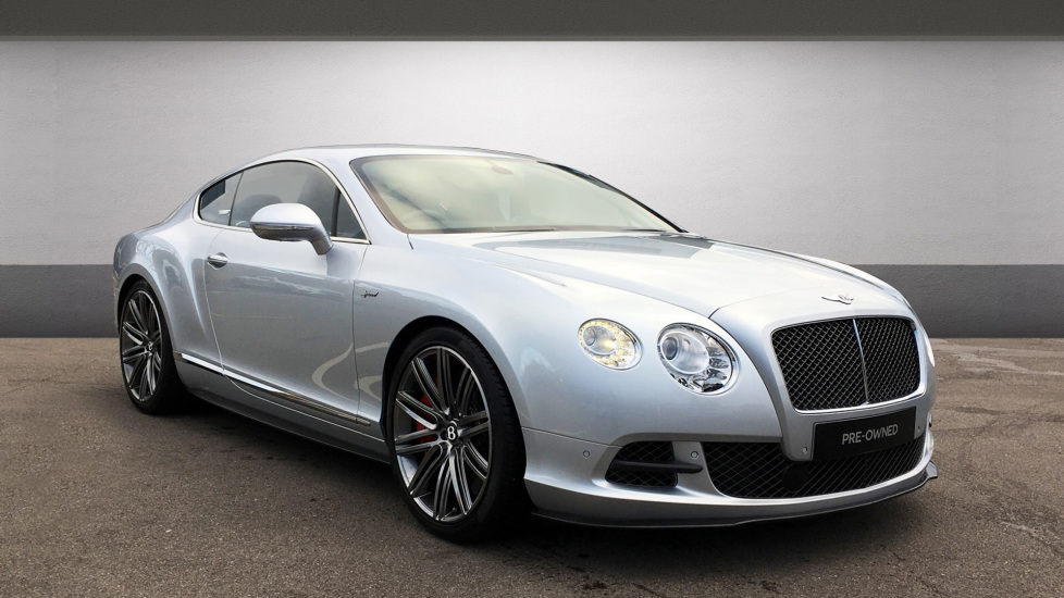 Bentley Continental GT 6.0 W12 Speed 2dr Auto Automatic Coupe (2016) image