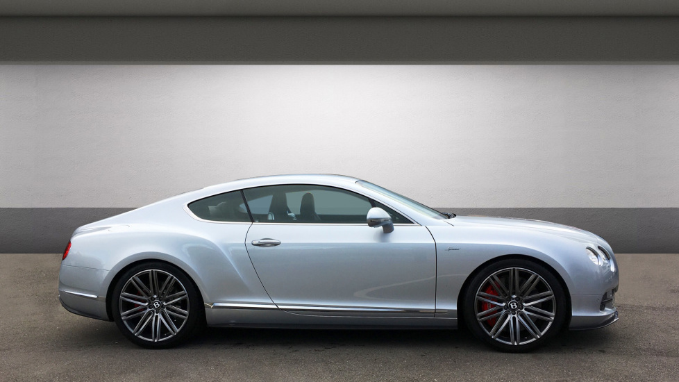 Bentley Continental GT 6.0 W12 Speed 2dr Auto image 3