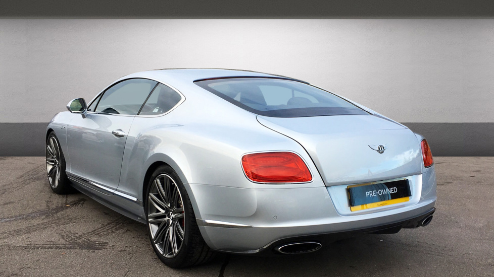 Bentley Continental GT 6.0 W12 Speed 2dr Auto image 5