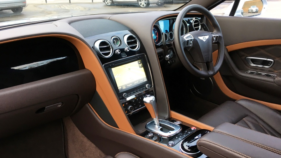 Bentley Continental GT 6.0 W12 Speed 2dr Auto image 7