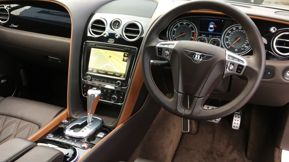 Bentley Continental GT 6.0 W12 Speed 2dr Auto image 8