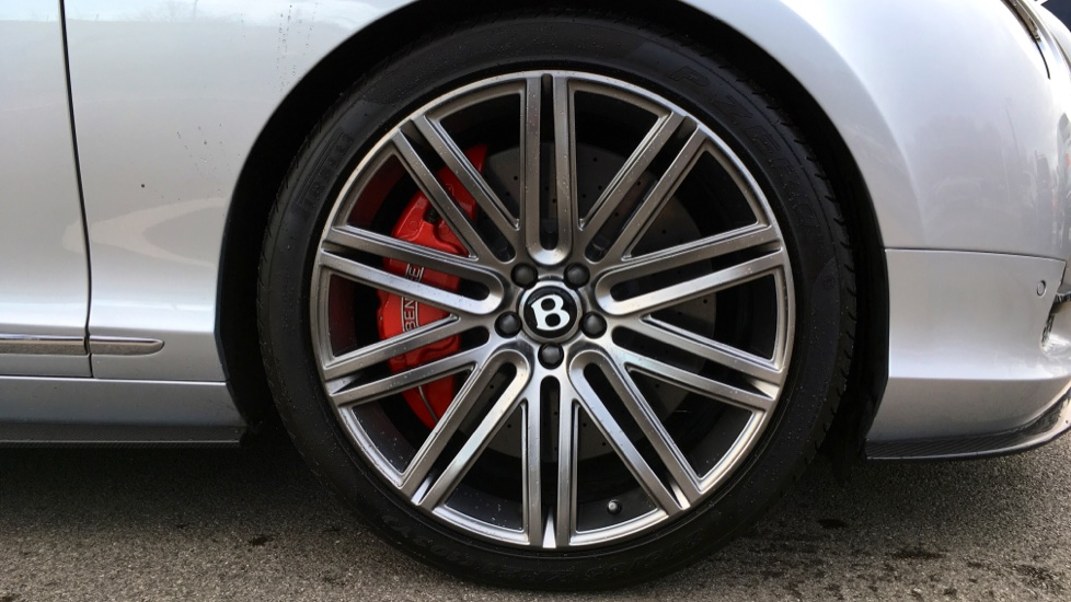 Bentley Continental GT 6.0 W12 Speed 2dr Auto image 14