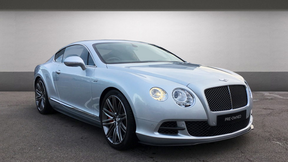Bentley Continental GT 6.0 W12 Speed 2dr Auto image 6