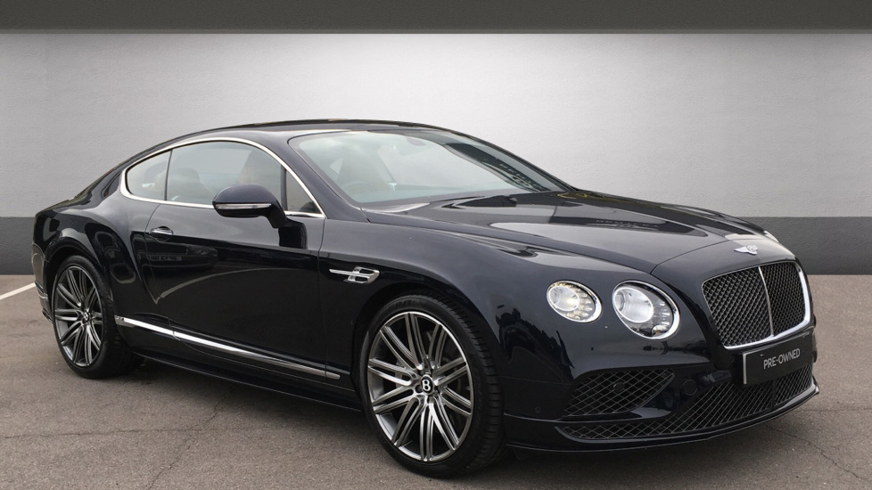 Bentley Continental GT 6.0 W12 [635] Speed 2dr Automatic Coupe (2015) image
