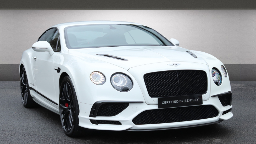 Bentley Continental GT 6.0 W12 [700] Supersports 2dr Automatic Coupe (2017)