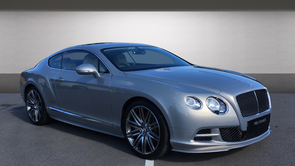 Bentley Continental GT SPEED 6.0 Automatic 2 door Coupe (2016) image