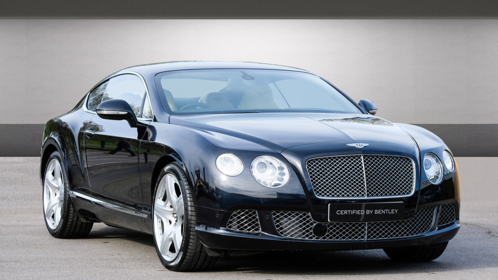 Bentley Continental GT 6.0 W12 [E85] Mulliner Driving Spec 2dr Automatic Coupe (2011)