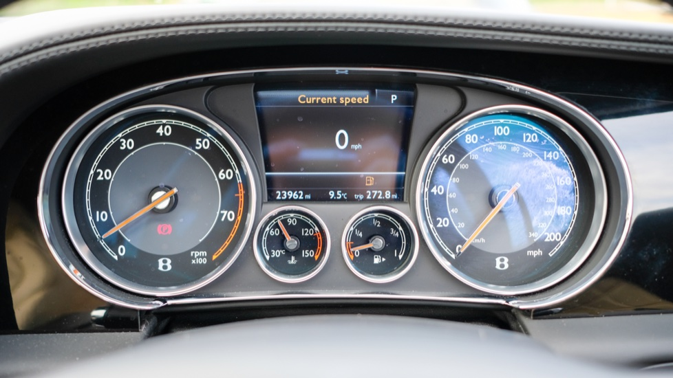 Bentley Continental GT 6.0 W12 [E85] Mulliner Driving Spec 2dr image 24