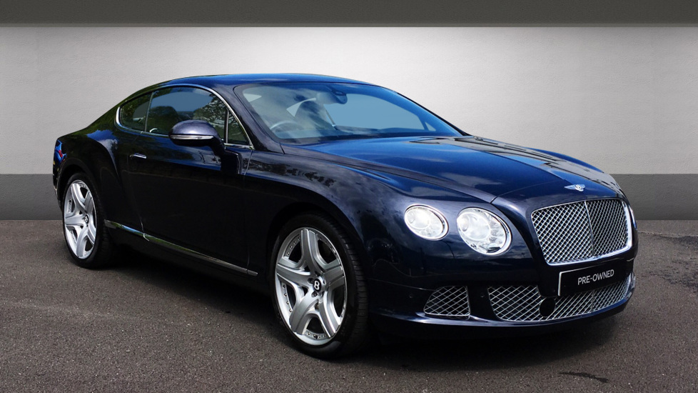 Bentley Continental GT 6.0 W12 Mulliner Driving Spec 2dr Auto Automatic Coupe (2011) image