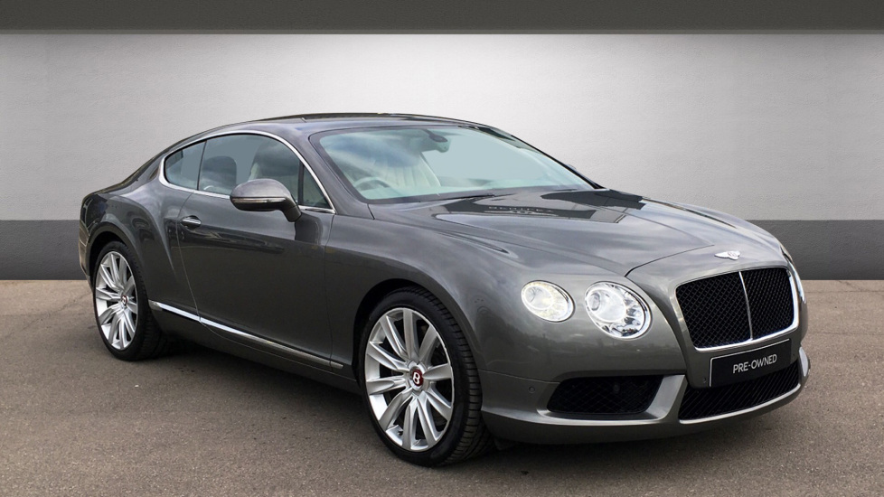 Bentley Continental GT 4.0 V8 2dr Automatic Coupe (2012) image