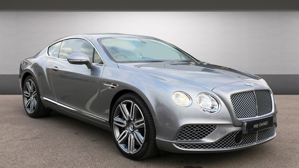Bentley Continental GT 6.0 W12 [590] Mulliner Driving Spec 2dr Automatic Coupe (2016) image