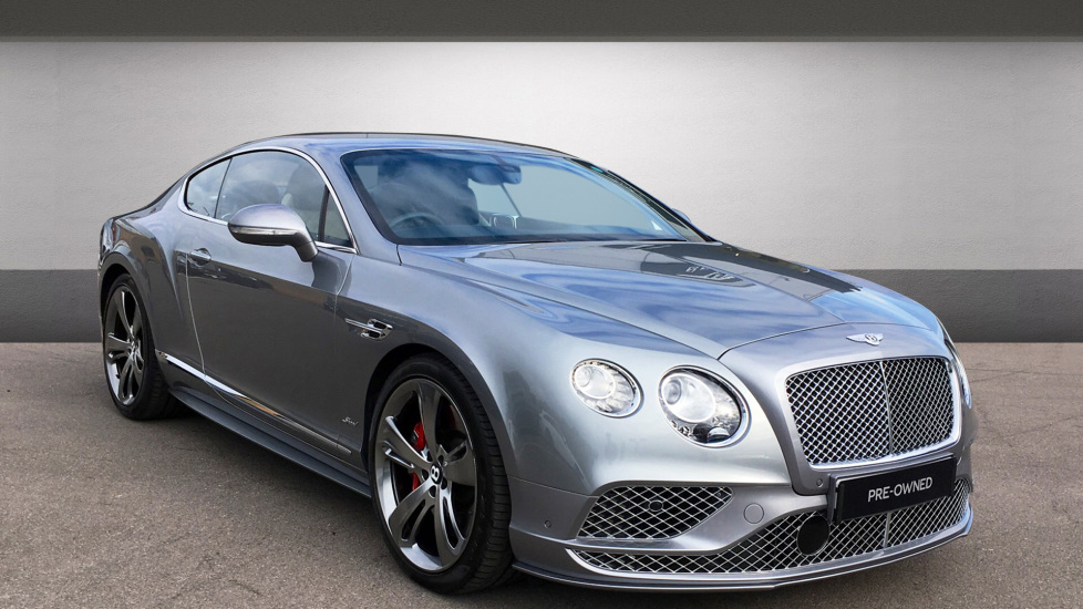 Bentley Continental GT 6.0 W12 [635] Speed 2dr Automatic 3 door Coupe (2017) image