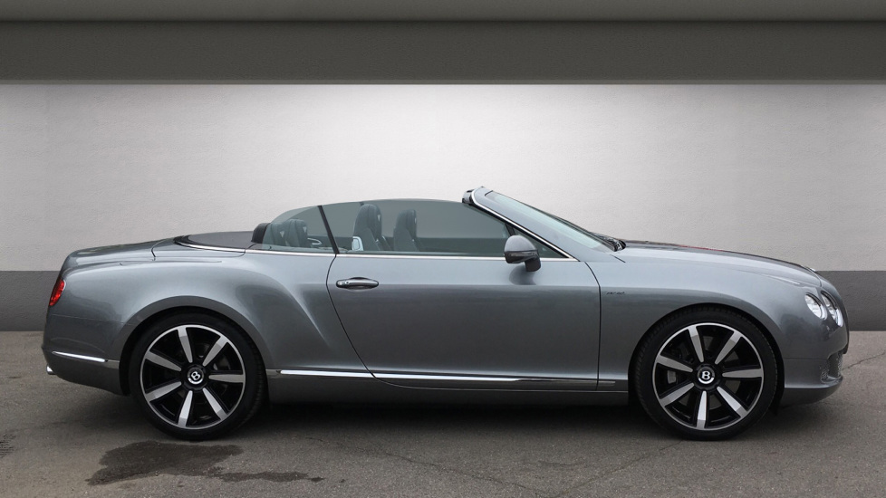Bentley Continental GTC 6.0 W12 Speed 2dr image 3