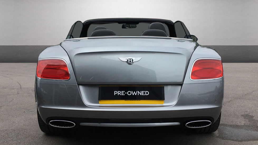 Bentley Continental GTC 6.0 W12 Speed 2dr image 4