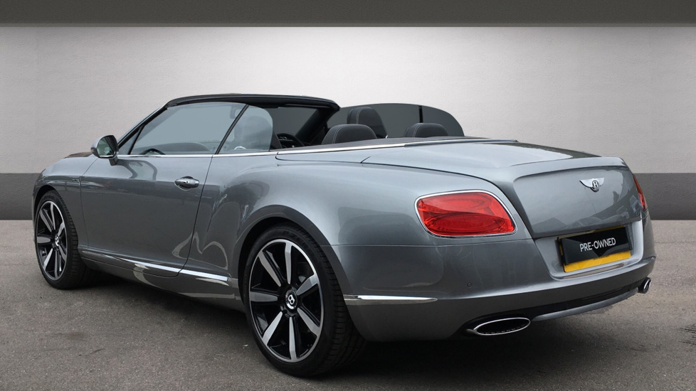 Bentley Continental GTC 6.0 W12 Speed 2dr image 5