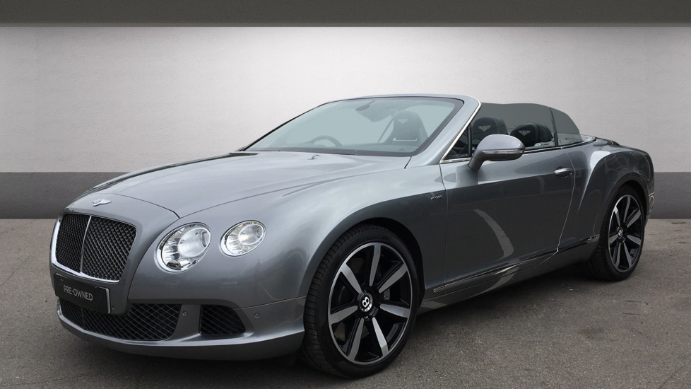Bentley Continental GTC 6.0 W12 Speed 2dr image 16