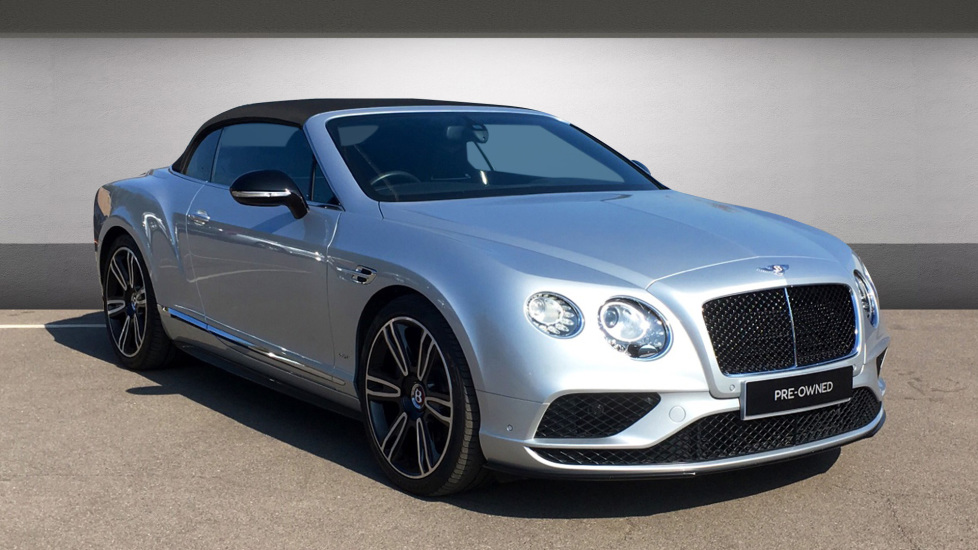 Bentley Continental GTC 4.0 V8 S 2dr Automatic Convertible (2015) image
