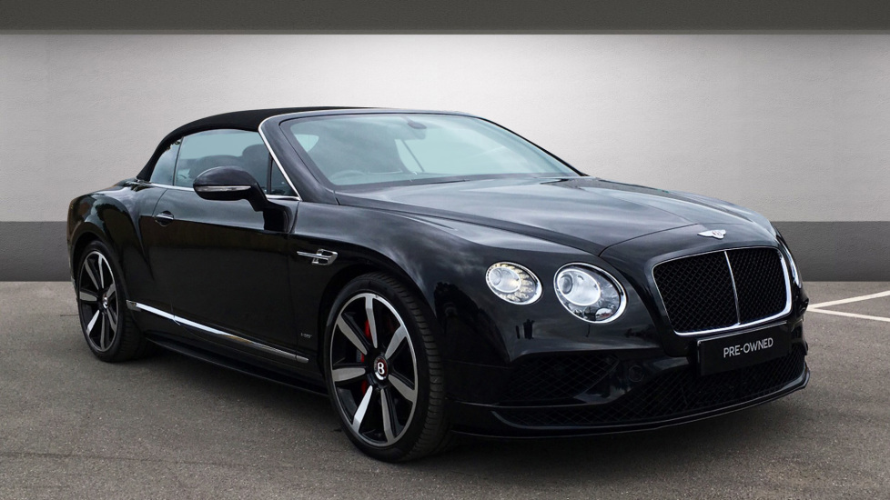Bentley Continental GTC 4.0 V8 S 2dr Automatic Convertible (2015)