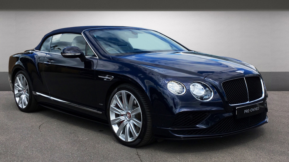 Bentley Continental GTC 4.0 V8 S Mulliner Driving Spec 2dr Automatic Convertible (2016)